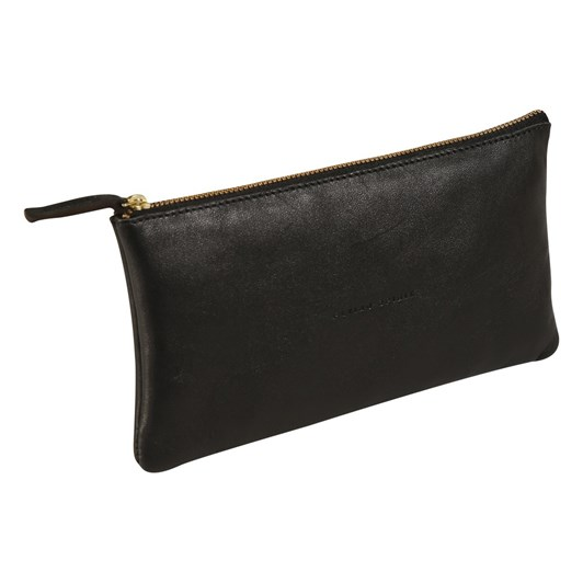 Clairefontaine Flying Spirit Flat Leather Pencil Case