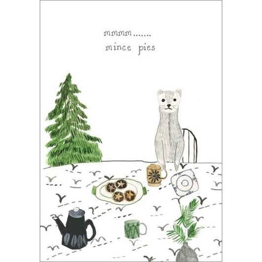 Vevoke Card-Mince Pies