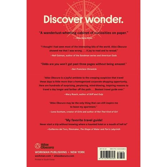 Atlas Obscura Second Edition