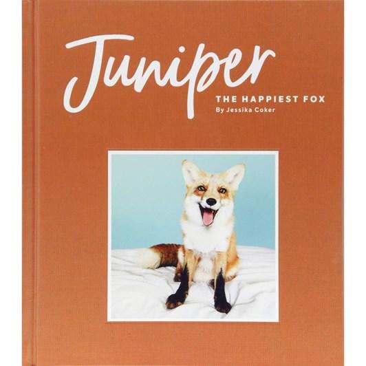Juniper The Happiest Fox