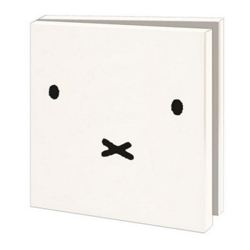 Notecards Nijntje Zwart Wit Dick Bruna