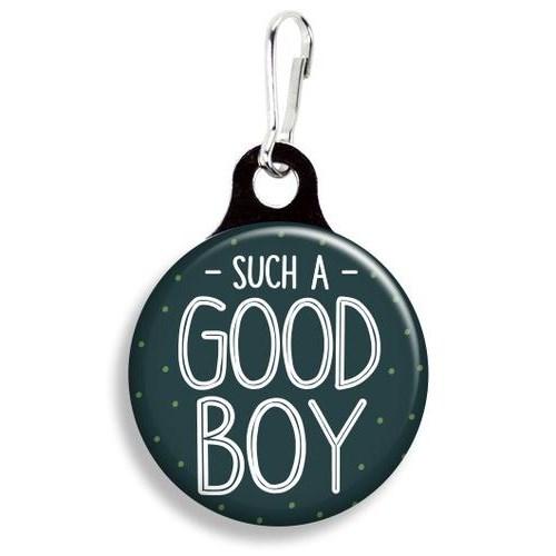 Franny B Good Such A Good Boy Collar Charm