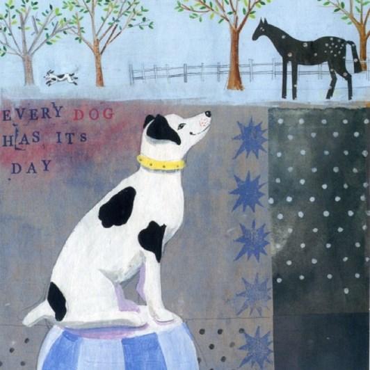 Vevoke Card-Every Dog...
