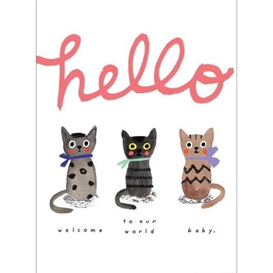 Vevoke Card-Three Little Kittens