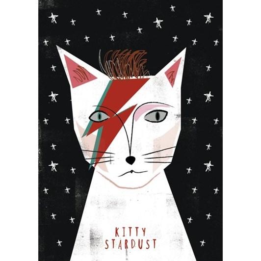 Vevoke Card-Kitty Stardust