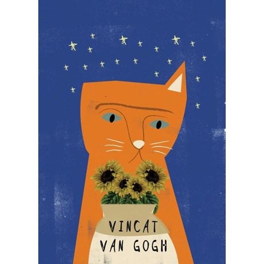 Vevoke Card-Vincat Van Gogh