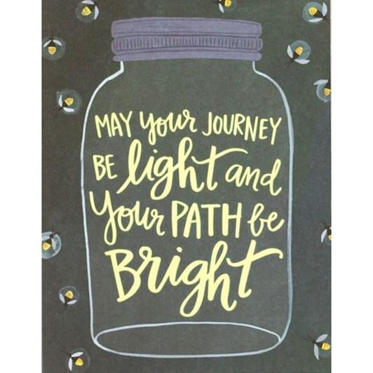 Vevoke Card-Bright Path