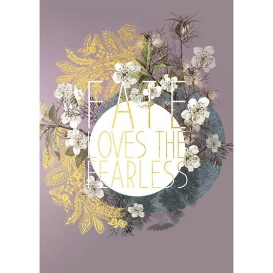 Vevoke Foil Card-Fearless Fate