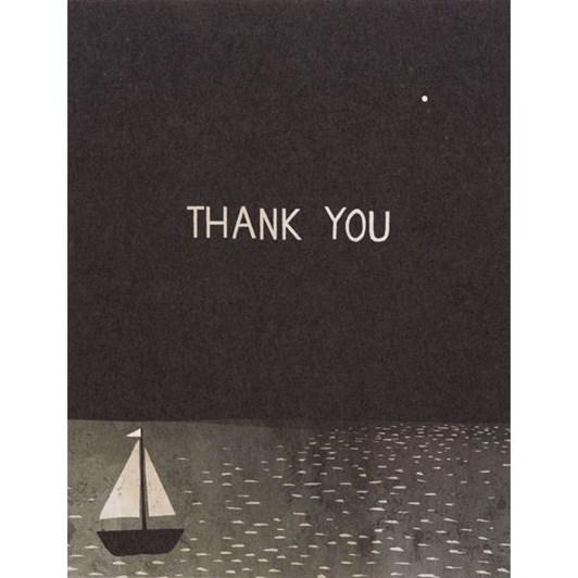 Vevoke Card-Boat Thank You