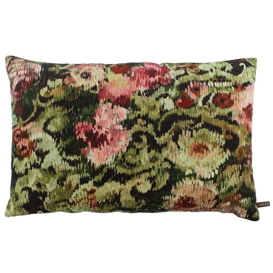 Claudi Lilly Cushion Olive