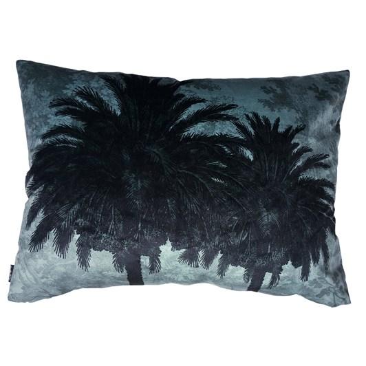 Vanilla Fly Cushion Big Blue Palm 50X70