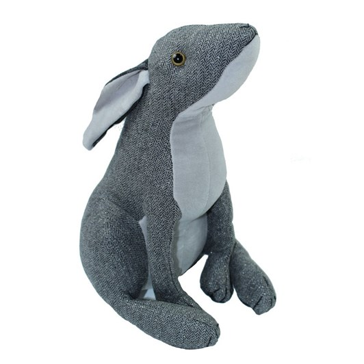 Dora Designs Grey Moon Gazing Hare