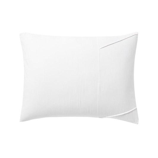 West Elm Organic Pleated Grid Pillowcases