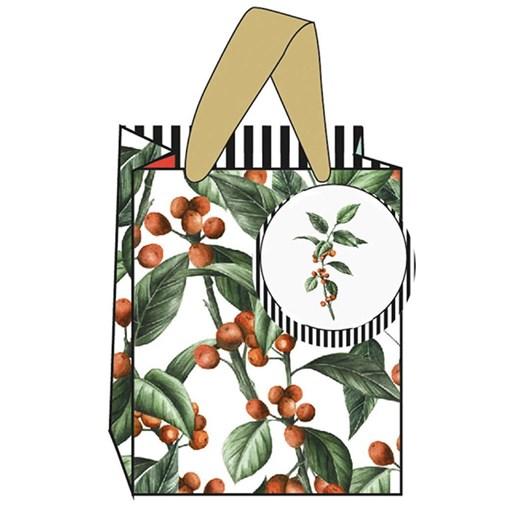 Image Gallery Xmas Bag Small Winter Botanics