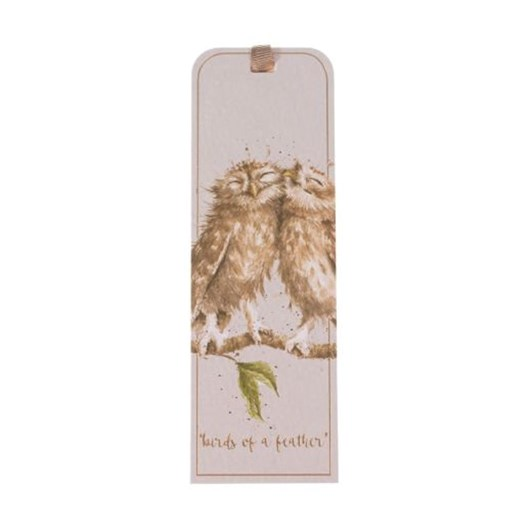 Wrendale Country Set Bookmarks Owls