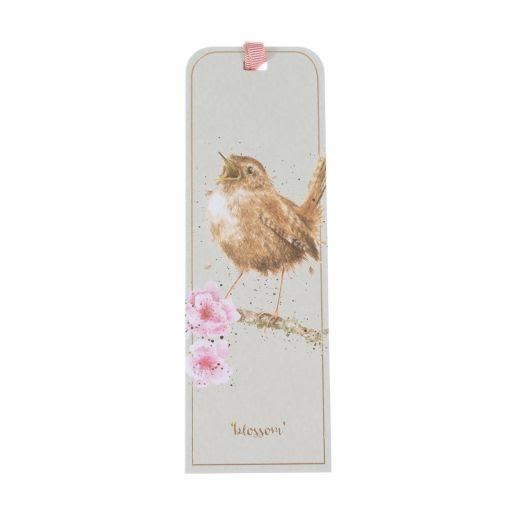 Wrendale Country Set Bookmarks Wren