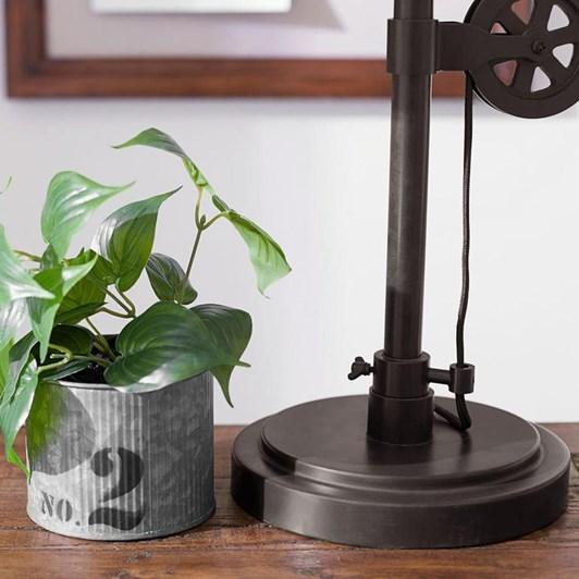 Pottery Barn Ip Warren Pulley Task Table Lamp