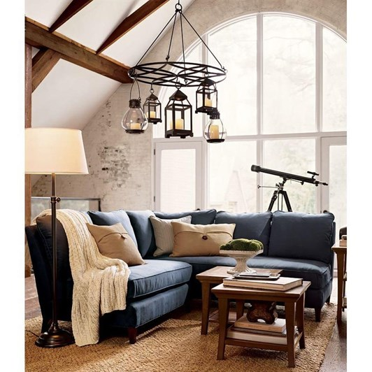 Pottery Barn Ip Chelsea Floor Lamp Base Collection