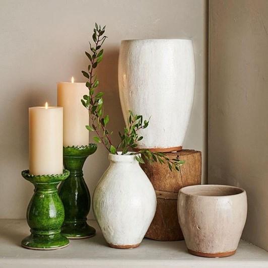 Pottery Barn Shay Vase Medium