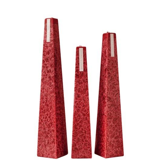 Living Light Granite Pillar Red Pohutukawa Large 100 Hours