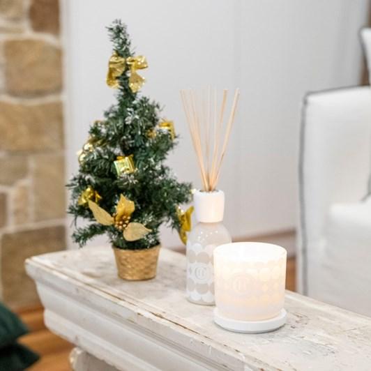 Circa Home Raspberry & Rhubarb Candle 260g