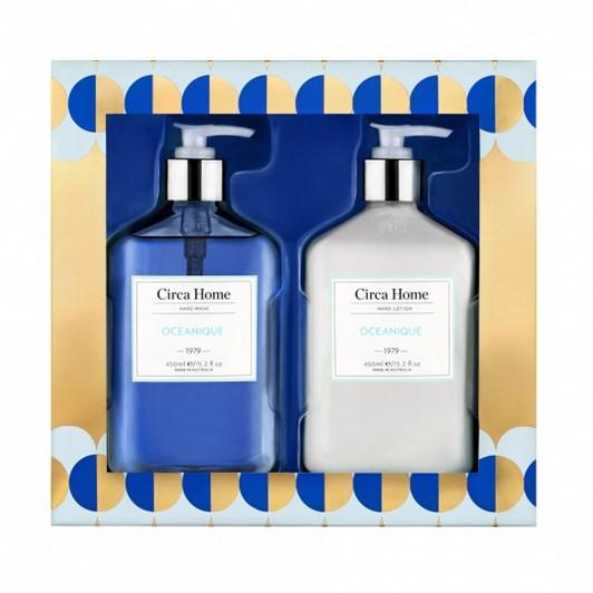Circa Home Oceanique Hand Care Gift Set