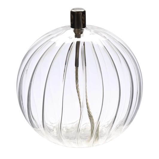 Bazar Deluxe Glass Candle Holder Sphere
