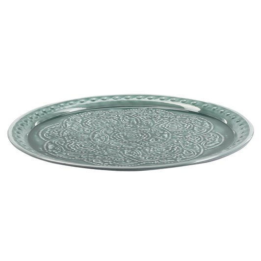 Bazar Deluxe Deco Tray Light Green 47