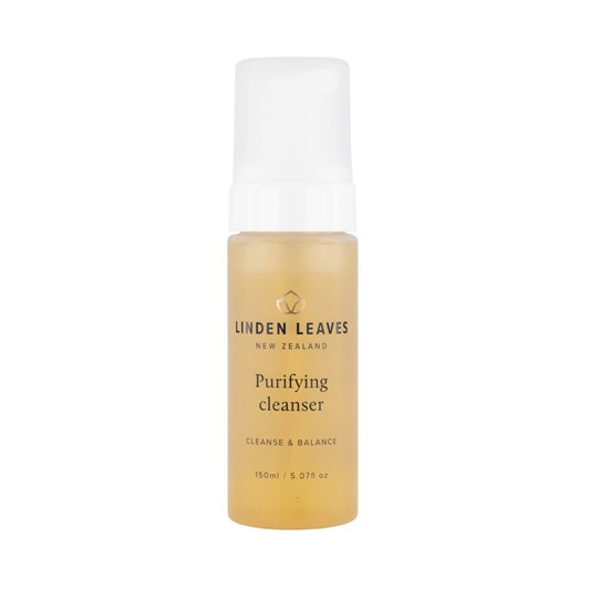 Linden Leaves Cleanse & Tone Purifying Cleanser 150ml