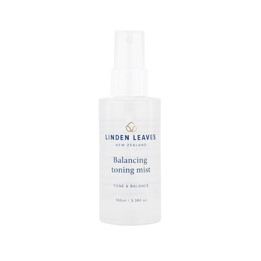 Linden Leaves Cleanse & Tone Balancing Toning Mist 100ml