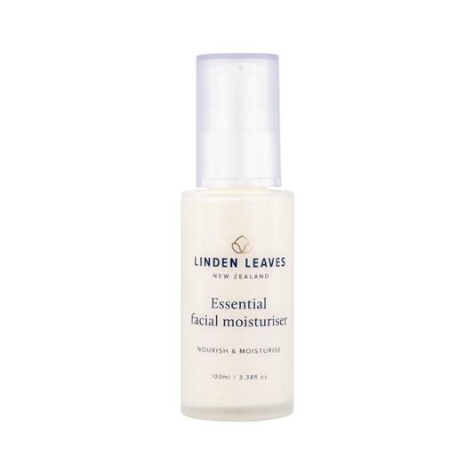 Linden Leaves Care Essential Facial Moisturiser 100ml
