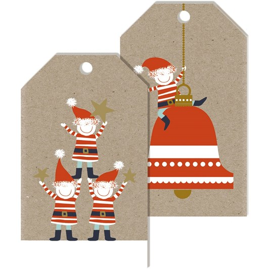 Image Gallery Xmas Gift Tags 10 Pip & Me