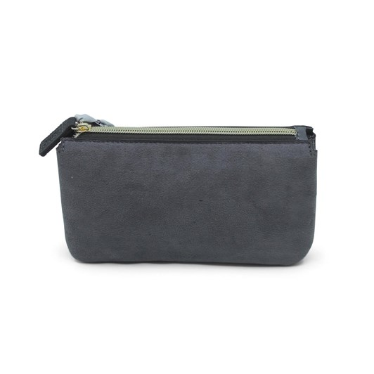 Tonic Luxe Purse Charcoal
