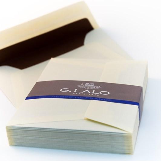 Verge 25 C6 Envelopes Tissue Lined