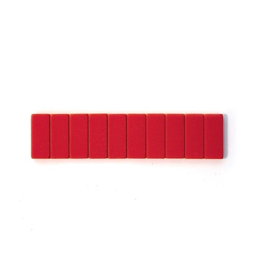 Replacement Erasers Pack Of 10