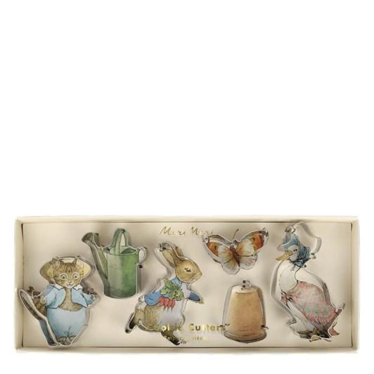 Meri Meri Peter Rabbit & Friends Mini Cookie Cutters