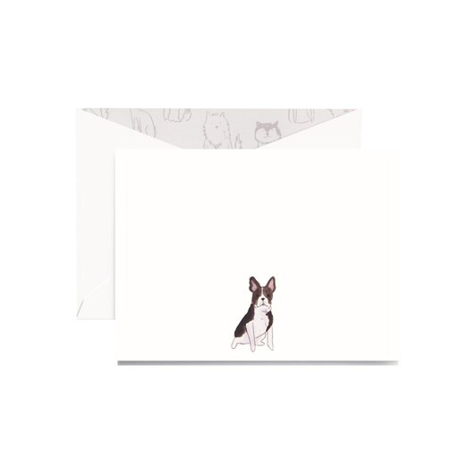 Crane & Co French Bulldogs Notecards, 10