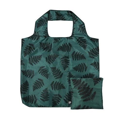 DQ&CO Forest Fern Fold Out Bag