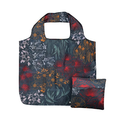 DQ&CO NZ Flora Fusion Fold Out Bag