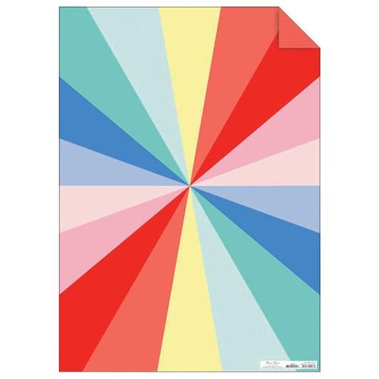 Meri Meri Color Wheel Gift Wrap Sheets