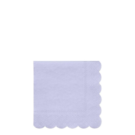 Meri Meri Blue Simply Eco Large Napkins