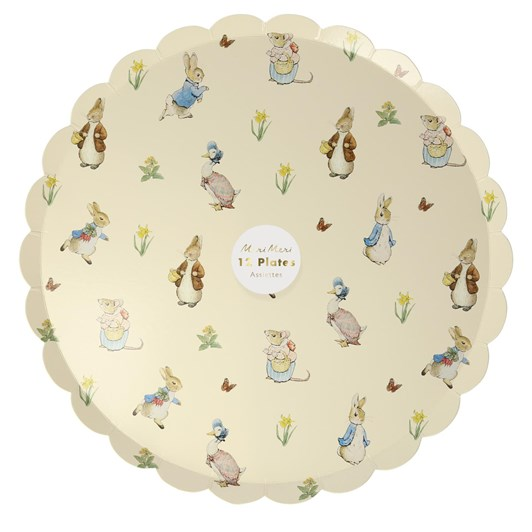 Peter Rabbit & Friends Dinner Plate
