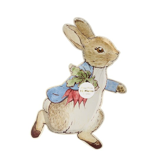 Peter Rabbit Plate