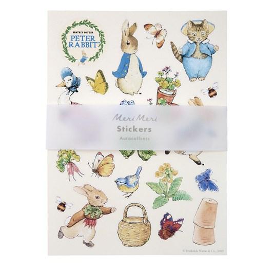 Peter Rabbit Sticker Sheets