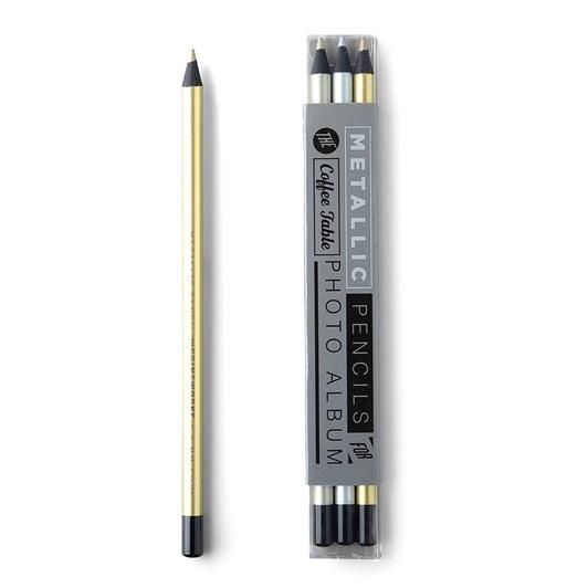 Printworks Photo Album Pencils 3-Pack