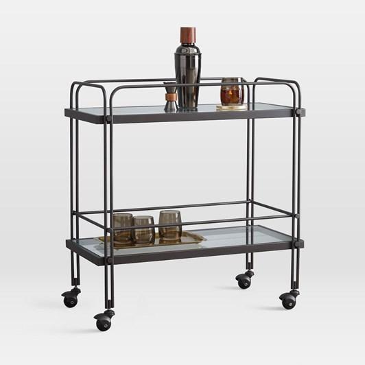 West Elm Fulton Bar Cart