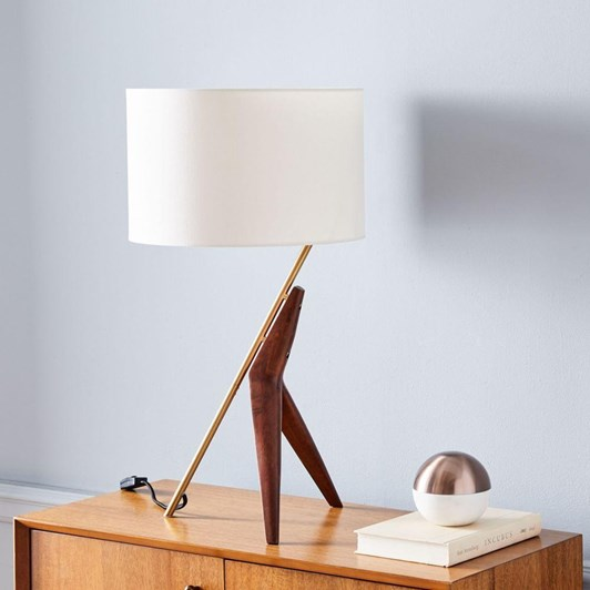 West Elm Caldas Table Lamp