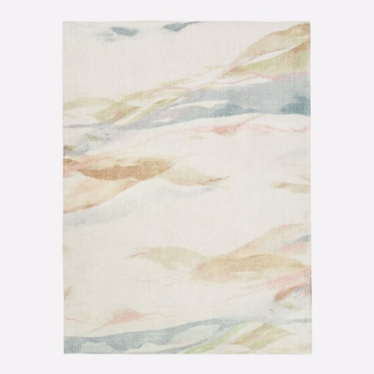West Elm Sunrise Hillside Rug