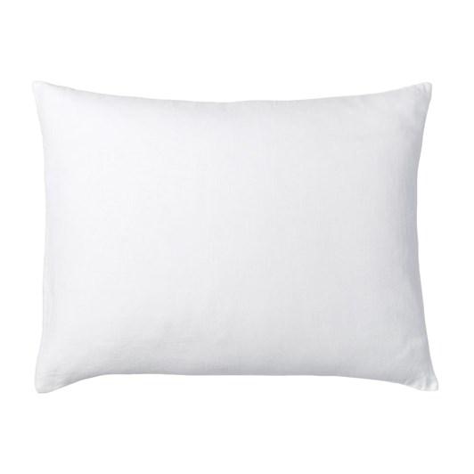 West Elm Belgian Linen Pillowcase White