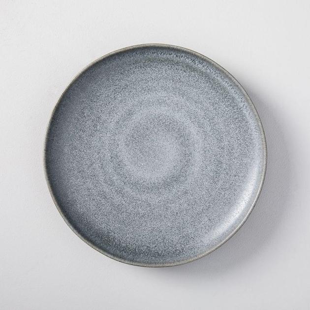 West Elm Aaron Probyn Kanto Salad Plate Dusk - dusk